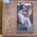 Discos de vinilo: LP - MARIA DEL MAR BONET - BREVIARI D'AMOR (SPAIN, ARIOLA 1982, PORTADA DOBLE, CONTIENE ENCARTE). Lote 50518714