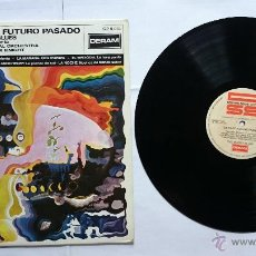 Discos de vinilo: THE MOODY BLUES (FT. THE LONDON FESTIVAL ORCHESTRA) - DAYS OF FUTURE PASSED (1967) (REEDICION 1981). Lote 50522483
