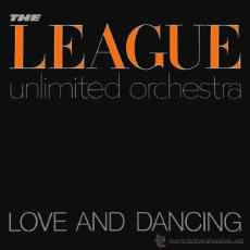 Discos de vinilo: THE LEAGE, LOVE AND DANCING - SF D1. Lote 50531279