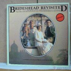 Discos de vinilo: GEOFFREY BURGON - BRIDESHEAD REVISITED (RETORNO A BRIDESHEAD) - CHRYSALIS CDL 1367 - 1981. Lote 50536573