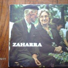 Discos de vinil: ZAHARRA - ZUMARRAGAKO TRIKITIXA - INCANSABLES - LARRAGAKO JOTEROAK - FASIO ETA MAURIZIA .... Lote 177315345