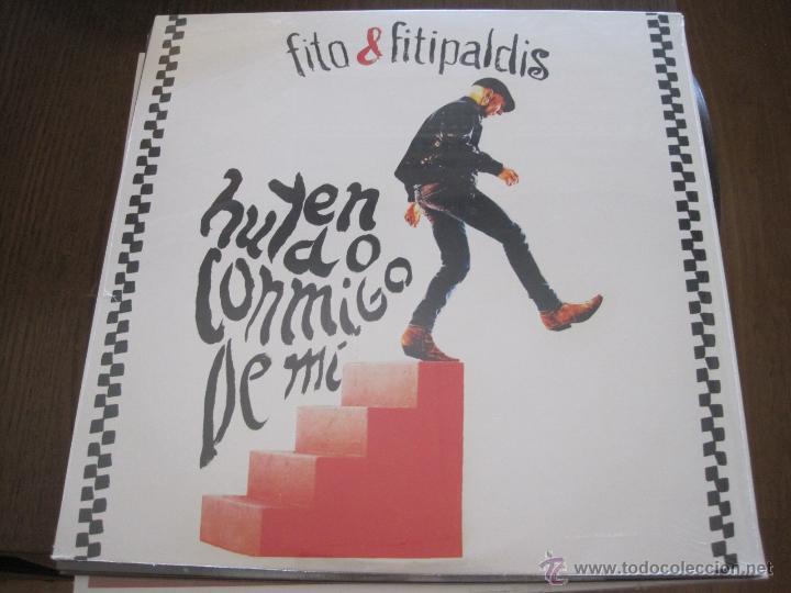 Letra Huyendo Conmigo De Mi Fito Y Fitipaldis ✓ Best HD Wallpaper 343477c736e