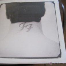 Discos de vinilo: FOO FIGHTERS - THERE IS NOTHING LEFT TO LOSE (1999) - LP DOBLE REEDICIÓN MINT NUEVO. Lote 50546668