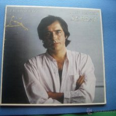Discos de vinilo: JOAN MANUEL SERRAT LP TAL COM RAJA 1980 ARIOLA SPA PORTADA DOBLE LETRA DE CANCIONES PEPETO. Lote 50549205