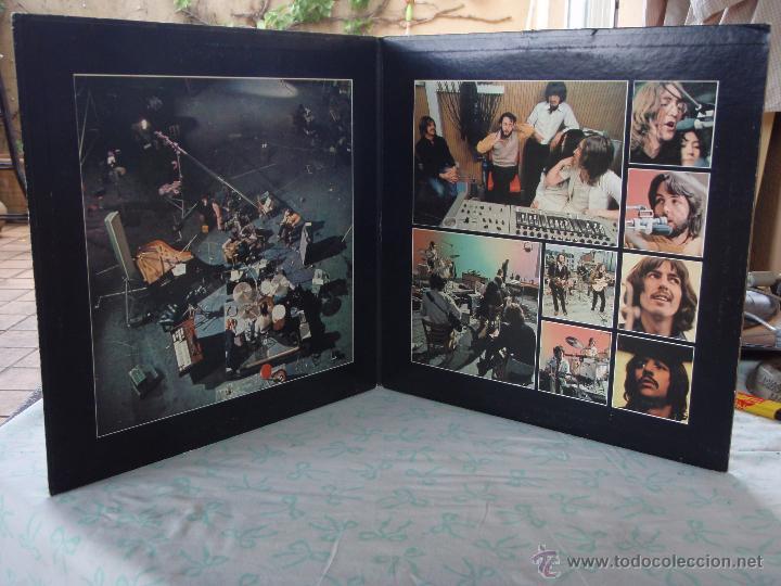 Discos de vinilo: The Beatles – Let It Be USA 1970 Apple Records - Foto 3 - 50549953
