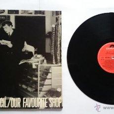 Discos de vinilo: THE STYLE COUNCIL (PAUL WELLER) - OUR FAVOURITE SHOP (1985). Lote 50552123