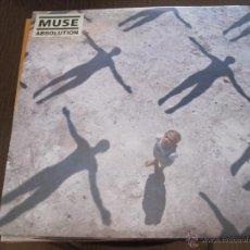 Discos de vinilo: MUSE - ABSOLUTION (2003) - LP DOBLE REEDICIÓN WARNER 2015 NUEVO. Lote 50553045