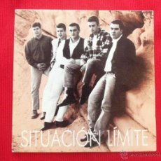 Discos de vinilo: SITUACIÓN LÍMITE - CIRCUITO ROCK. Lote 50555709