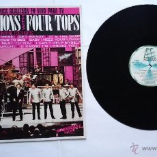 Discos de vinilo: THE TEMPTATIONS WITH FOUR TOPS MEDLEY // THE JACKSON 5 MEDLEY - SPECIAL MEDLEY LIVE! (MAXI 1983). Lote 50560142