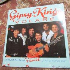 Discos de vinilo: GIPSY KINGS- MAXI- SINGLE DE VINILO- TITULO VOLARE- 2 TEMAS- ORIGINAL DEL 89- NUEVO A ESTRENAR. Lote 50562445