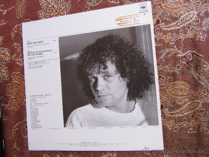 Discos de vinilo: ANDREAS VOLLENWEIDER- MAXI- SINGLE VINILO TITULO NIGHT FIRE DANCE- 2 TEMAS- ORIGINAL DEL 86 - NUEVO - Foto 2 - 50570270