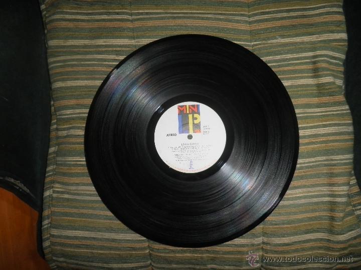 Discos de vinilo: ASWAD - LIVE AND DIRECT LP - ORIGINAL INGLES - ISLAND RECORDS 1983 - STEREO - - Foto 2 - 269262738