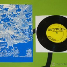 Discos de vinilo: OUTNAUTS - FOUR LOST - 7'' [ORGANIZED SONS OF SATAN OSAKA RECORDS, 2005]. Lote 50572061