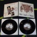 Discos de vinilo: NUNSLAUGHTER ?– METAL ASSAULT ON MELBOURNE - DOBLE 7''. Lote 50572518