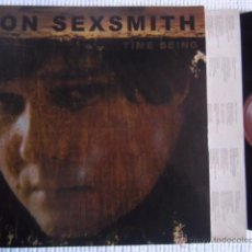 Discos de vinilo: RON SEXSMITH - '' TIME BEING '' LP + INNER LIMITED EDITION 1000 COPIAS. Lote 33673698
