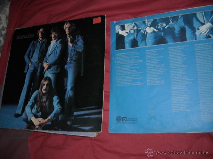 STATUS QUO LP BLUE FOR YOU 1976 CARPETA DOBLE VER FOTO (Música - Discos - LP Vinilo - Heavy - Metal)