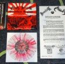 Discos de vinilo: SABBAT / IRONFIST – BLOODLUST REGIME 1942 - THE SYONAN - TO MASSACRE [#386/666]. Lote 50574863