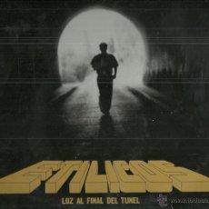 Discos de vinilo: ETILICOS LP SELLO CAMBAYÁ RECORDS AÑO 1987 EDITADO EN ESPAÑA . Lote 50575096