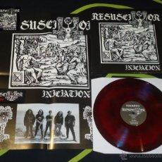 Discos de vinilo: RESUSCITATOR - INICIATION [DIE HARD EDITION]. Lote 50578434