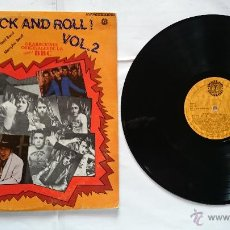 Discos de vinilo: VARIOS (WHIRLWIND, MATCHBOX, PIANO RED, JAMES BOOKER..) - ESTO ES ROCK AND ROLL! VOL. 2 (1981). Lote 50578442