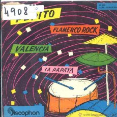 Discos de vinilo: PEPITO / COCKI MAZZETTI - MICHELINO / FLAMENCO ROCK + 2 (EP 1961). Lote 50581535