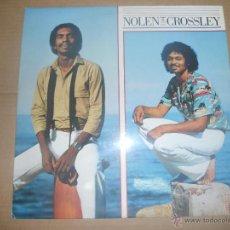Discos de vinilo: NOLEN & CROSSLEY (LP) IDEM 1981 AÑO 1981. Lote 50582534