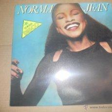 Discos de vinilo: NORMA JEAN (LP) IDEM 1979 AÑO 1979. Lote 50582549