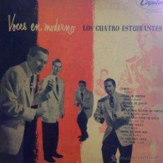 Discos de vinilo: DISCO ARGENTINO DE 10 PULGADAS DE THE FOUR FRESHMEN AÑO 1954. Lote 50585828