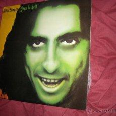 Discos de vinilo: ALICE COOPER LP GOES TO HELL 1976 SPA VER FOTOS. Lote 207194046