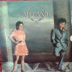 Discos de vinilo: MECANO LP EDICION RARA DE VENEZUELA AÑO 1987. Lote 64692319