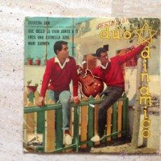 Discos de vinilo: EP DUO DINAMICO - 1961. Lote 50591713