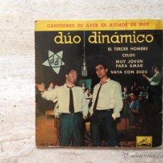 Discos de vinilo: EP DUO DINAMICO - 1961. Lote 50591744