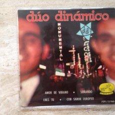 Discos de vinilo: EP DUO DINAMICO - 1963. Lote 50591766