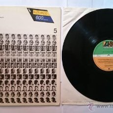 Discos de vinilo: VARIOS (A. FRANKLIN, CLARENCE CARTER, RASCALS, S. BURKE...) - HITS & SOUL 5 (1968) (REEDICION 1984). Lote 50599145