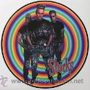 Discos de vinilo: THE SHARKS - RUFF STUFF IN PLASTIC ( LP VINILO PICTURE DISC 1997 ) PSYCHOBILLY. Lote 159503772