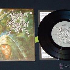 Discos de vinilo: PLAGUE BEARER - RISE OF THE GOAT. Lote 50606355