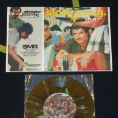 Discos de vinilo: SLOTH / S.M.G. - SPLIT. Lote 50606426