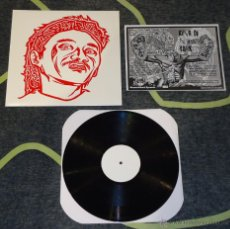 Discos de vinilo: SLOTH / IRON BUTTER - KING OF NEW YORK [#80/100]. Lote 50606487