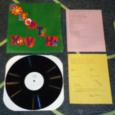 Discos de vinilo: SLOTH - XV - LP [SHIFTY RECORDS, 2009 · #76/100] EXPERIMENTAL ROCK. Lote 50606539