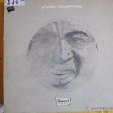 Discos de vinilo: LP - LIONEL HAMPTON - AND THE INNER CIRCLE (PROMOCIONAL ESPAÑOL, ZAFIRO 1975). Lote 50606570
