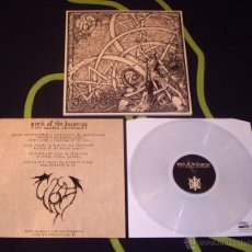 Discos de vinilo: WRECK OF THE HESPERUS - THE SUNKEN THRESHOLD - LP [STREAKS RECORDS, 2008 · #145/150] SLUDGE METAL. Lote 50607480