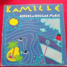 Discos de vinilo: KAMILLE - ECHOES OF REGGAE MUSIC. Lote 50609817