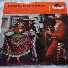 Discos de vinilo: TRIO GUAYACÁN - VENTURA ROMERO ( ANGELITOS NEGROS - AMORCITO CORAZÓN - CHELA - CAMINO DE LA SIERRA ). Lote 50611001