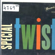 Discos de vinilo: SPECIAL TWIST / THE SAMMY KAYE TWISTERS / EDDIE CURTIS / RONNIE DOVE AND THE BELTONES (EP 1960). Lote 50611430
