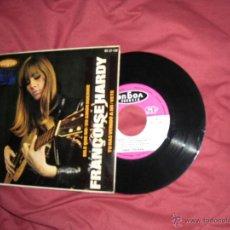 Discos de vinilo: FRANCOISE HARDY EP DILE QUE NO 1965 SPAIN VER FOTO. Lote 50611984