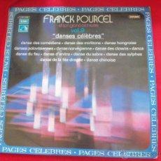 Discos de vinilo: FRANCK POURCEL ET SON GRAND ORCHESTRE. Lote 50623171