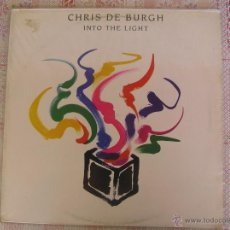 Discos de vinilo: CHRIS DE BURGH - INTO THE LIGHT - 1986. Lote 50631020