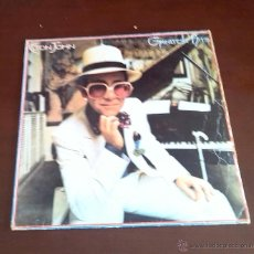 Discos de vinilo: ELTON JOHN - GREATEST HITS - LP - 1986.. Lote 50632624