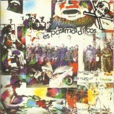 Discos de vinilo: ESPASMODICOS EP REEDICION RADICAL 77 ENCIENDES TU MOTOR +2 VINILO AMARILLO MOVIDA PUNK TDK . Lote 50633349