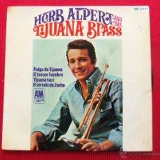 Discos de vinil: HERB ALPERT AND THE TIJUANA BRASS. Lote 50643721